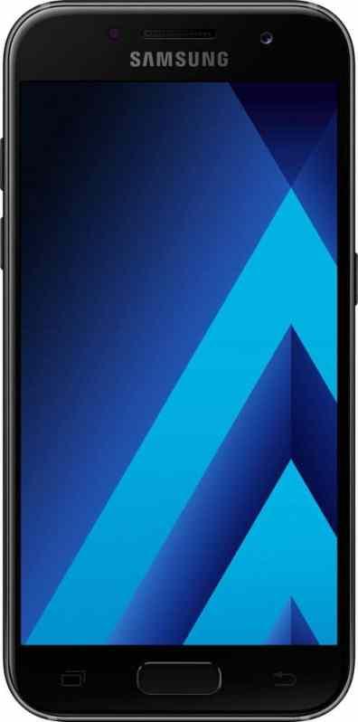 Samsung Galaxy A3 Noir
