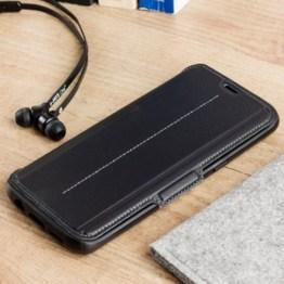 Coque Samsung Galaxy S8 OtterBox Strada à rabat – Noire