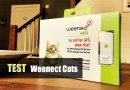TEST – WEENECT CATS – Comment suivre son chat à la trace !