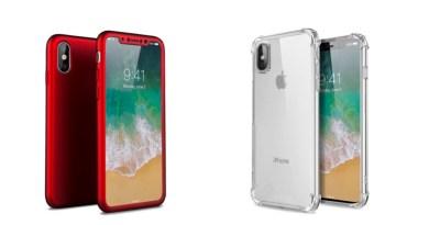 iPhone 8 – Les coques déjà sont disponibles !