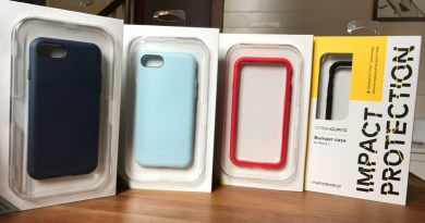 TEST – Coques et bumpers RHINOSHIELD pour iPhone 7 : Du costaud !