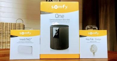 Test – SOMFY One – Le système d'alarme qui tient dans la main