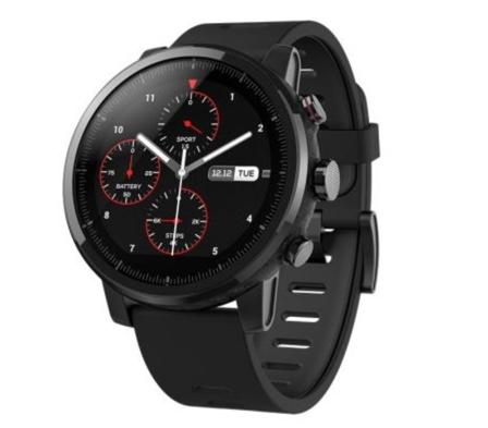 xiaomi amazfit 2 une montre connect e pour le running avec gps int gr 165 tinynews. Black Bedroom Furniture Sets. Home Design Ideas