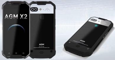 #BONPLAN – AGM X2 SE, un smartphone étanche pour les baroudeurs à 356€