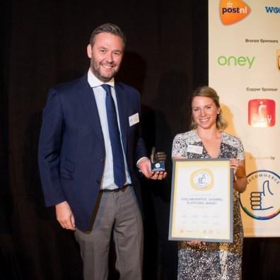 DriveNow - Collaborative Sharing Platform Award
