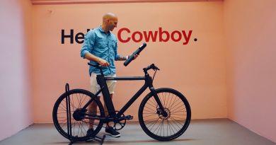 TEST – COWBOY, un vélo électrique belge qui change de la bicyclette à papa.