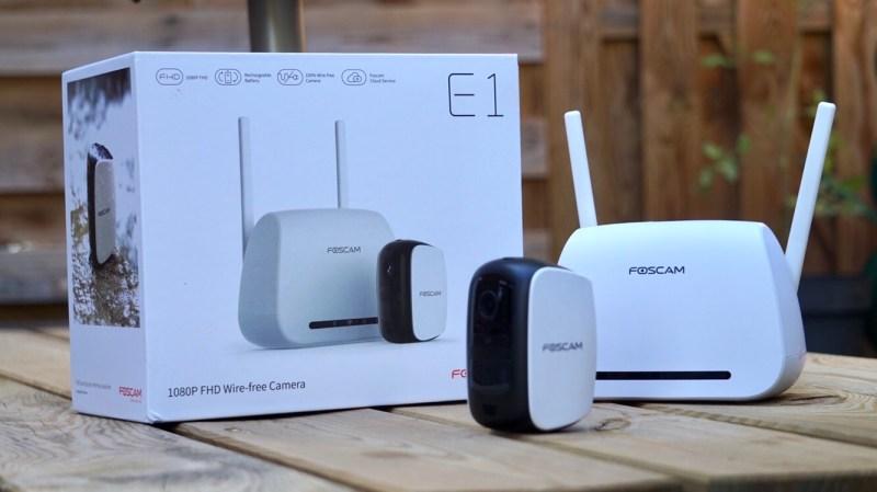 Caméra IP Foscam E1