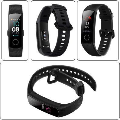 Original-Huawei-Honor-Band-4-Smart-Wristband-AMOLED-Color-0-95-Touchscreen-5ATM-Swim-Posture-Detect