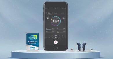 HearingFitness : Oticon lance la première prothèse auditive connectée au monde !