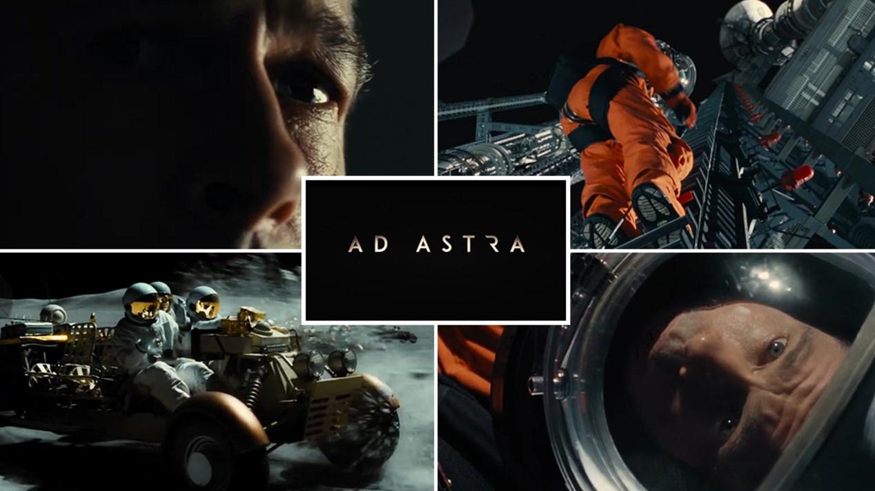La bande-annonce avec Brad Pitt dans l'espace — Ad Astra