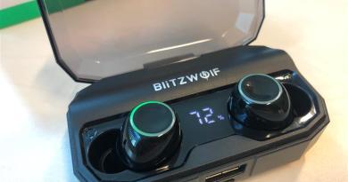 TEST – BLITZWOLF BW-FYE3 : Que valent ces écouteurs sans fil (True Wireless) à 35€ ?