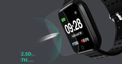La nouvelle montre connectée Lenovo E1  risque de vous faire craquer !