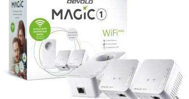 devolo Magic 1 WiFi mini: Petit mais puissant