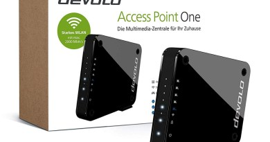 devolo Access Point One : Le Monstre du Wi-Fi débarque en France et en Belgique