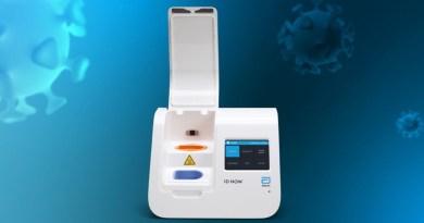 La FDA valide une nouvelle machine ABBOTT pour tester le COVID-19 à grande échelle