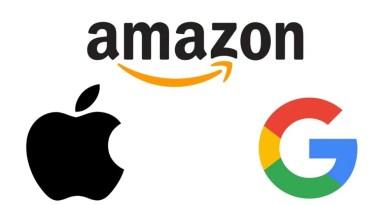 Google et Amazon sont les marques les plus imitées devant Apple