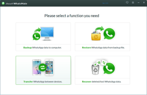 android whatsapp manager
