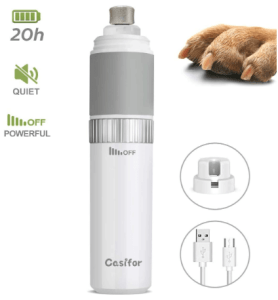 electric nail grinder for dogs