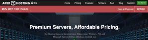 Apex Minecraft Hosting with mods