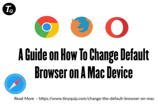 change default mac browser