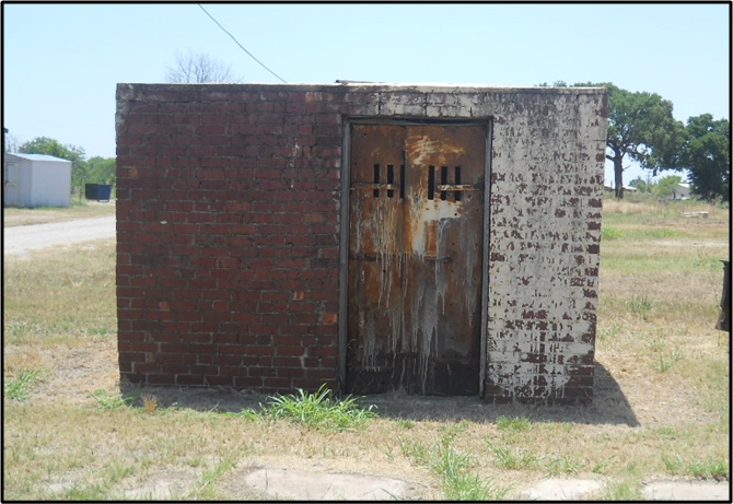 Tiny Texas Jails