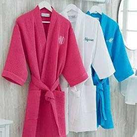 Keep sake robe - Parties