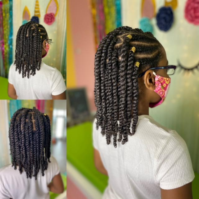 Two Strand twist 1 - Our Services