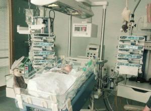 Finlay in hospital