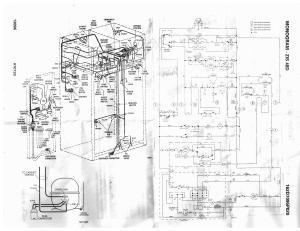 GE Monogram Regrigerator ZISB48DCA  FF lights no worky