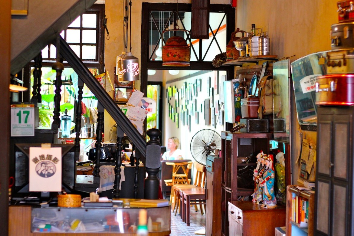 Moontree Cafe in Penang