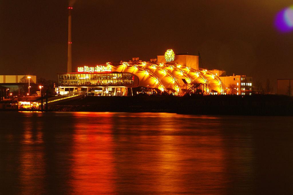 Hamburg Lion King Theatre