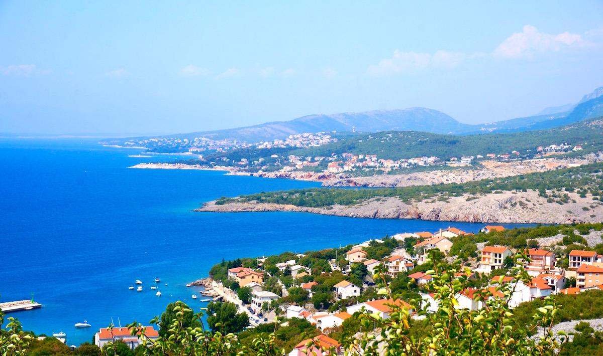 adriatic coast croatia