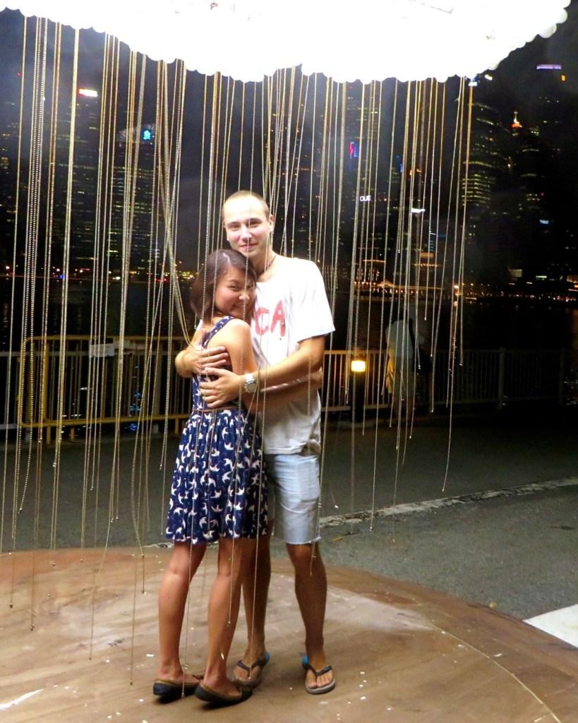 Us at i Light Marina Bay