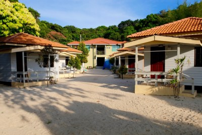 Kapas Coral Beach Resort in Pulau Kapas