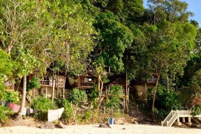 Qimi Chalets in Pulau Kapas