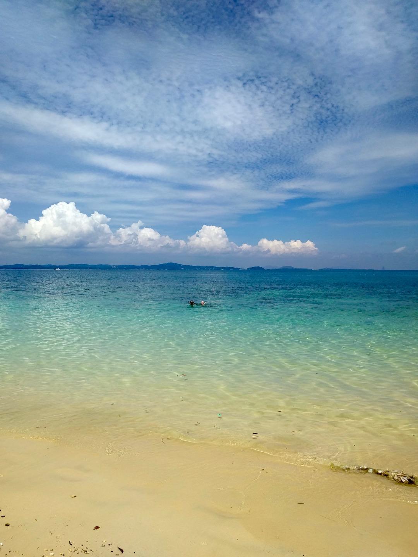 Snorkeling in Pulau Kapas