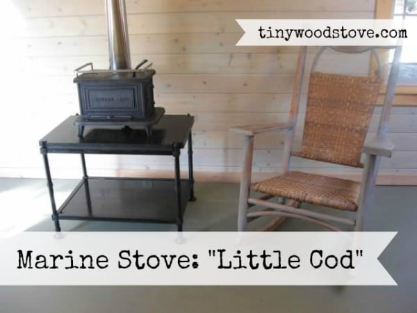 SMALL STOVE REVIEW: Navigator Stove Works – Little Cod
