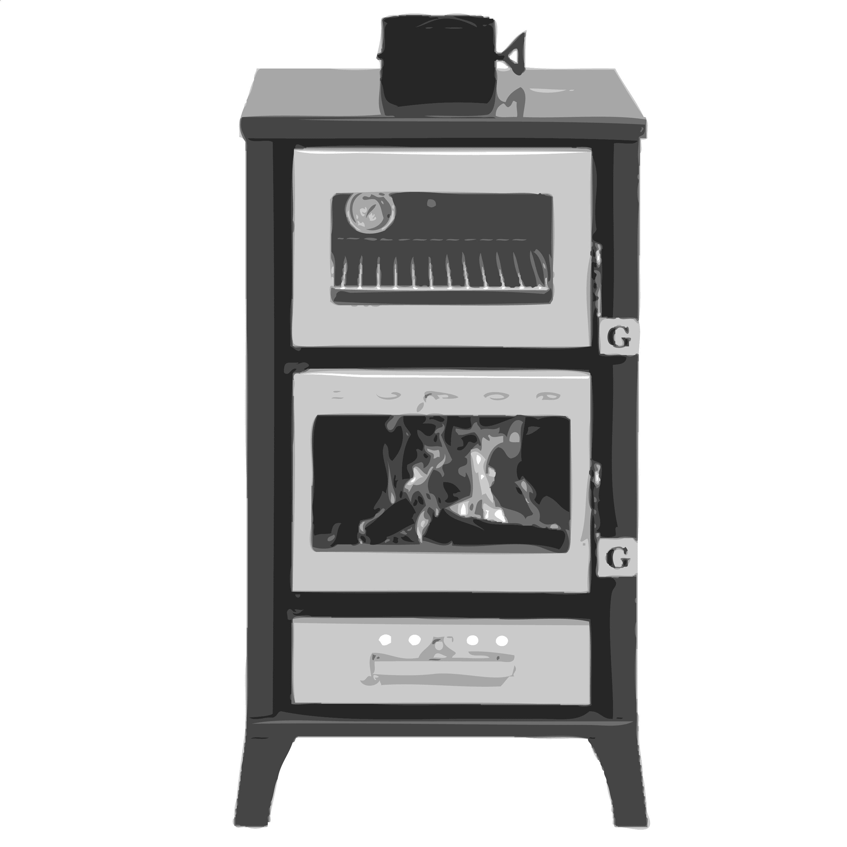 Small Wood Cookstove Tiny Stove