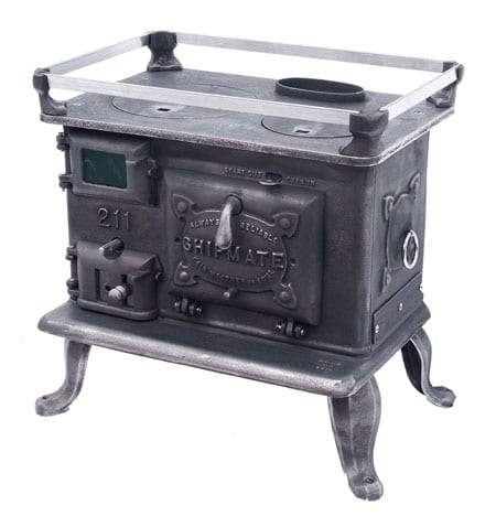 Model211 Small Cookstove