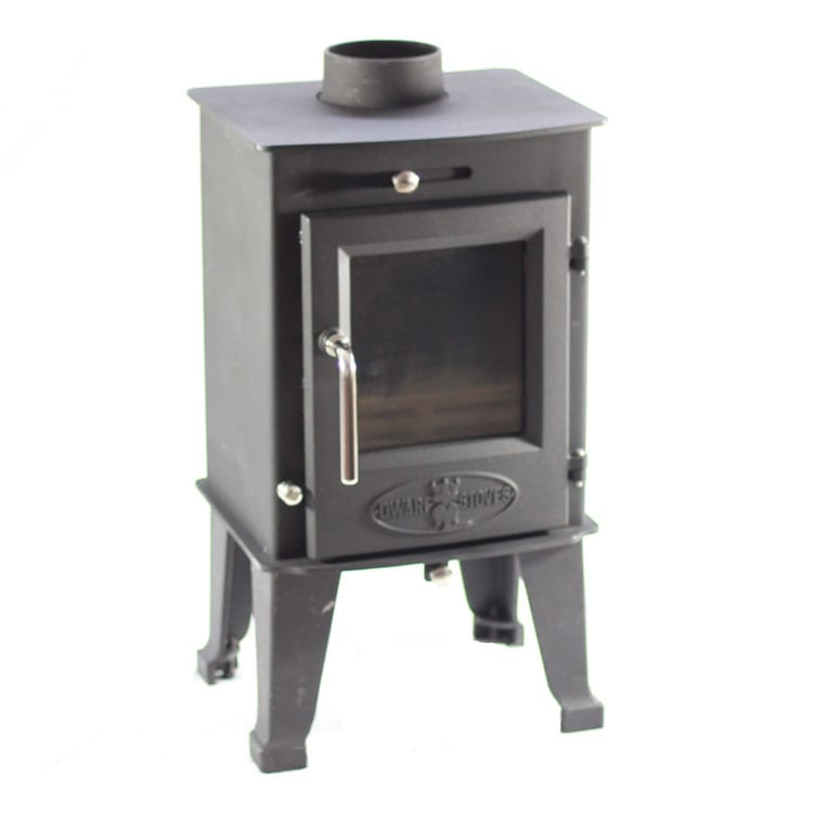 small stove the dwarf 4kw tiny wood stove. Black Bedroom Furniture Sets. Home Design Ideas