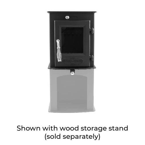 Dwarf 3kW LITE Wood Storage Stand