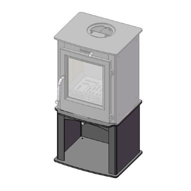 Dwarf 5kw Storage Stand