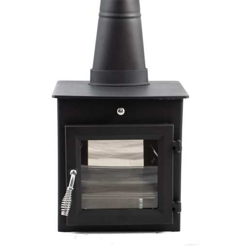 Dwarf Oven with Oval to Round Adapter