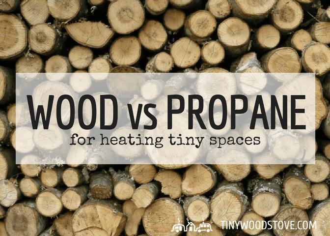 Wood vs. Propane Heat