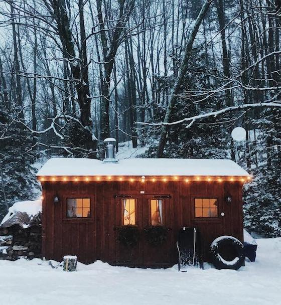 Brett and Natasha's Cozy Tiny House / Ceramic Studio – @Sugarhousehomestead