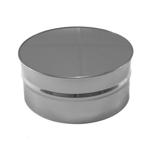 Driving Cap for 5 Inch Insulated Chimney Pipe
