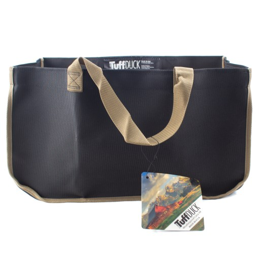 TuffDUCK Fire Wood Tote
