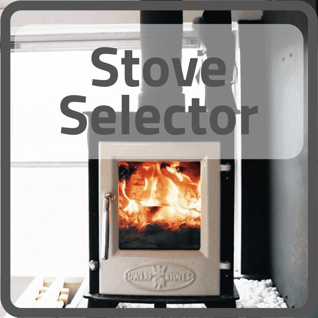 Button - Stove Selector