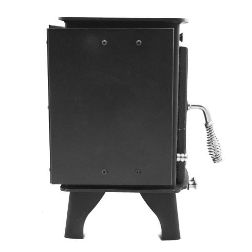 Dwarf Heat Shield Kit Side