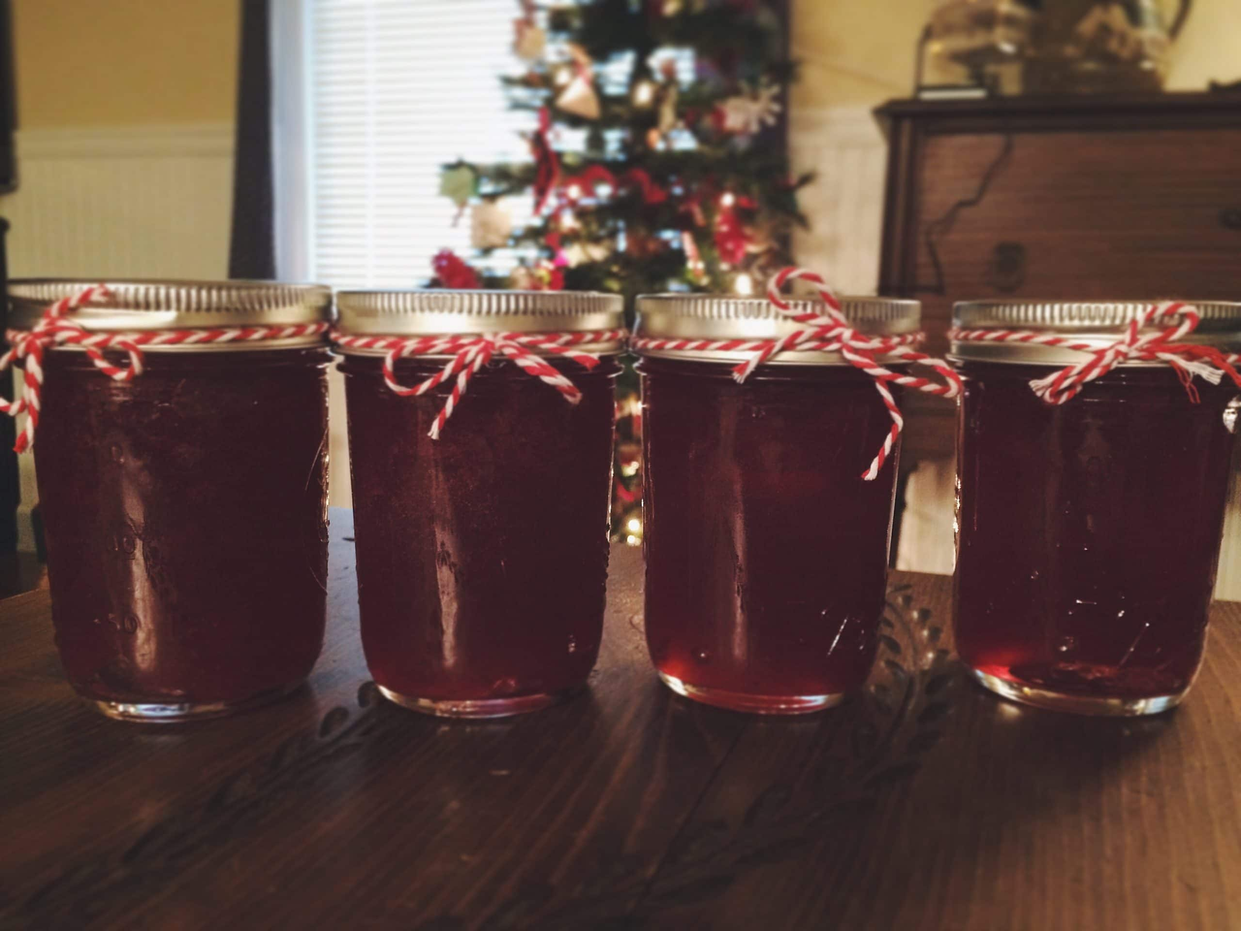 simple muscadine jelly recipe